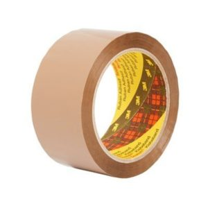 Tape 309 lydløs 50mmx66m brun (6)