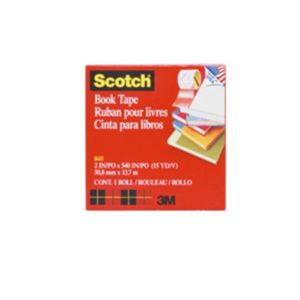Scotch bogtape 50mmx14m transparent