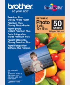 10x15cm Glossy Ink. Photo pap. 260g (50)