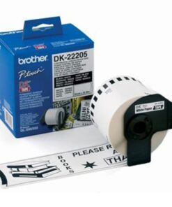 Brother labels 62mmx30