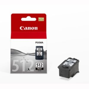 PG-512 black ink cartridge