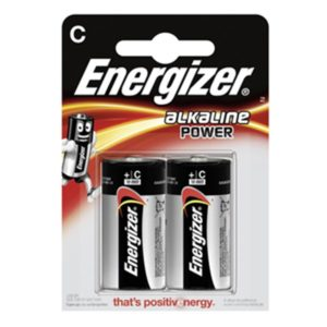 Energizer Power C/LR14 (2-pack)