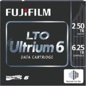 LTO Ultrium-6 2.5/6.25TB Library Pack