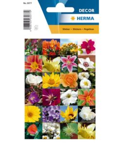 Herma stickers Decor blomster (3)