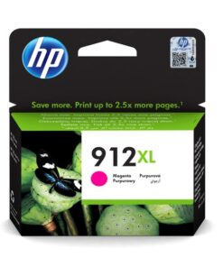 No912XL High Yield Magenta Ink Cartridge blistered