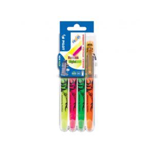 Frixion Highlighter Light Se2Go Basic (4)