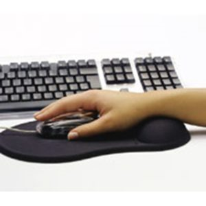 Mouse Pad w/gelsupport
