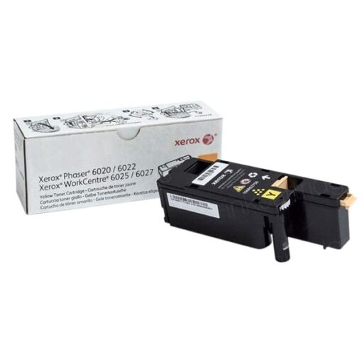 Phaser 6020 WorkCentre 6025 toner yellow