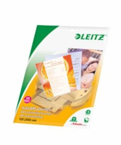 Lamineringslomme glans 125my A4 (25)