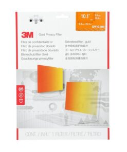 3M Gold privacy filter for widescreen laptop/tablet 10