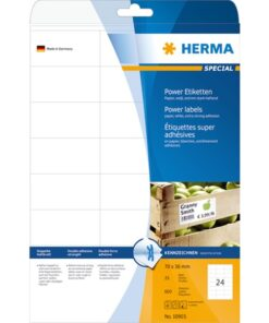 Herma etiket extremely strong 70x36 (600)